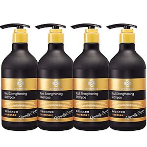 台塑生醫 Dr's Formula髮根強化洗髮精 4入