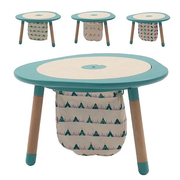 義大利 MUtable 魔法成長桌專用配件 玩具收納袋(8款可選) 不含桌子