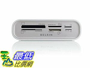 [8美國直購] 全新正品 Belkin 通用媒體讀卡器 (f4u003-wht) 白色