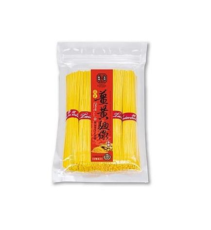 15包特惠 豐滿生技 薑黃麵線 500g/包