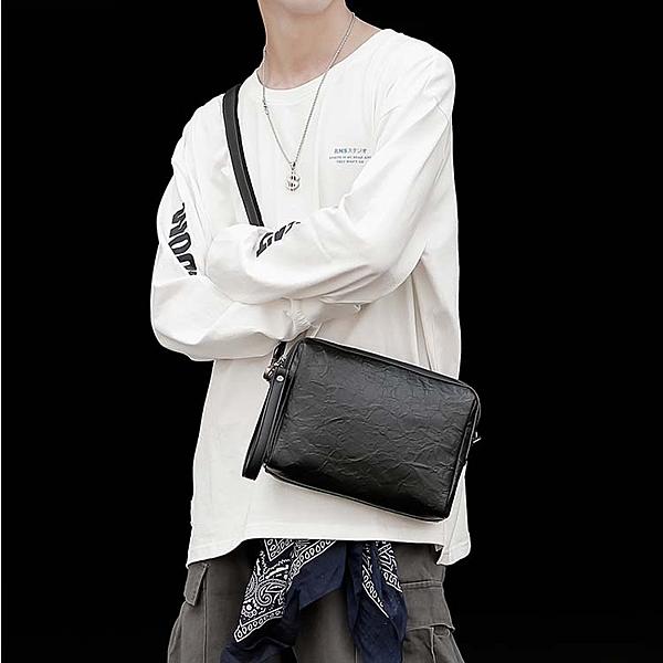 【5折超值價】潮流時尚日系街頭百搭斜背包側背包