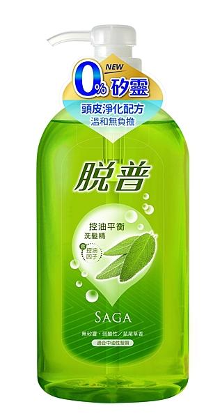脫普控油平衡洗髮精800ml