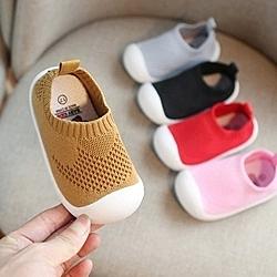 1-2-3歲0男童寶寶學步鞋女嬰兒幼兒兒童夏軟底防滑鞋子小童春秋季