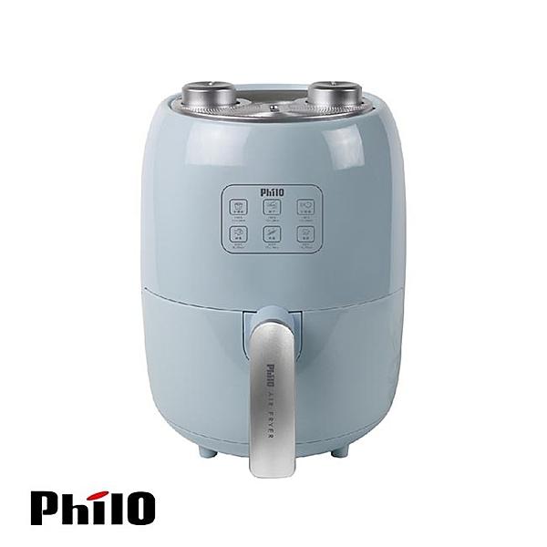 【飛樂 氣炸鍋】三年保固-健康免油氣炸鍋 K10 (馬卡龍粉藍)