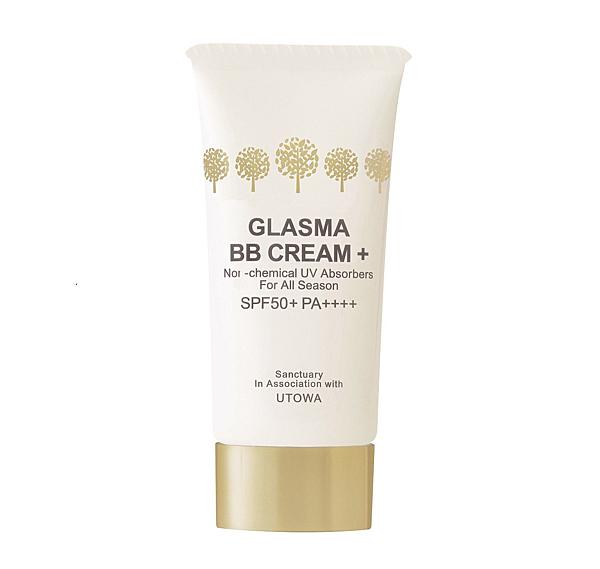 GLASMA 防曬BB霜 SPF50 PA+++ 30g【日本專業沙龍專用】☆防曬BB霜