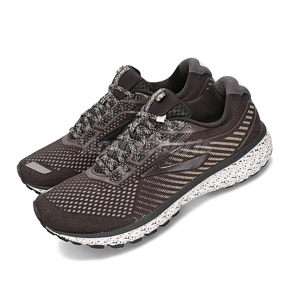BROOKS 男慢跑鞋  GHOST 12  1103161D285
