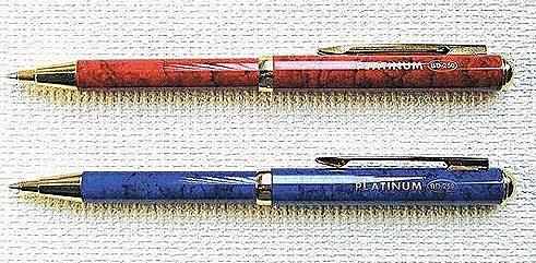 白金牌BD-250伸縮原子筆