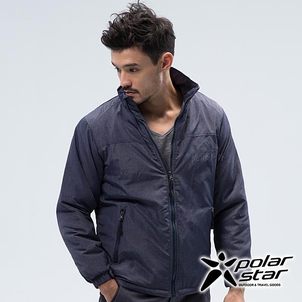 PolarStar 中性 鋪棉保暖外套『深藍』 P18215 戶外 休閒 登山 露營 保暖 禦寒 防風 鋪棉
