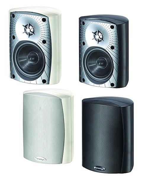 【名展音響】加拿大 Paradigm 戶外喇叭 Stylus 270 v.3 (2對) / 組 黑白兩色可選