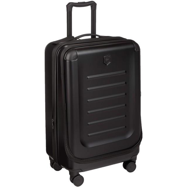 [ビクトリノックス] (公式 国内正規品) スーツケース Spectra 2.0 エキスパンダブル ミディアムケース (M) 62L 4.69kg ブラック