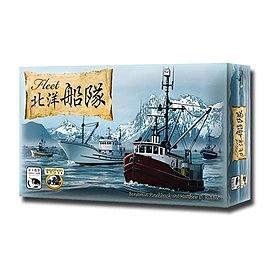 『高雄龐奇桌遊』 北洋船隊 Fleet 繁體中文版 正版桌上遊戲專賣店
