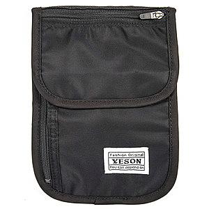 YESON - 多功能防水護照證件包-MG-581黑