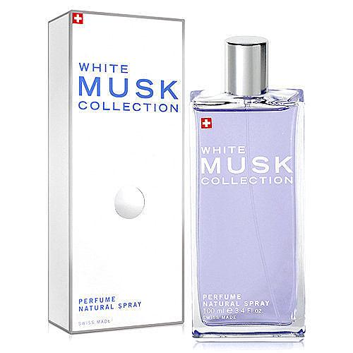 Musk White Musk Collection 瑞士 經典白麝香 淡香水 100ML【七三七香水精品坊】