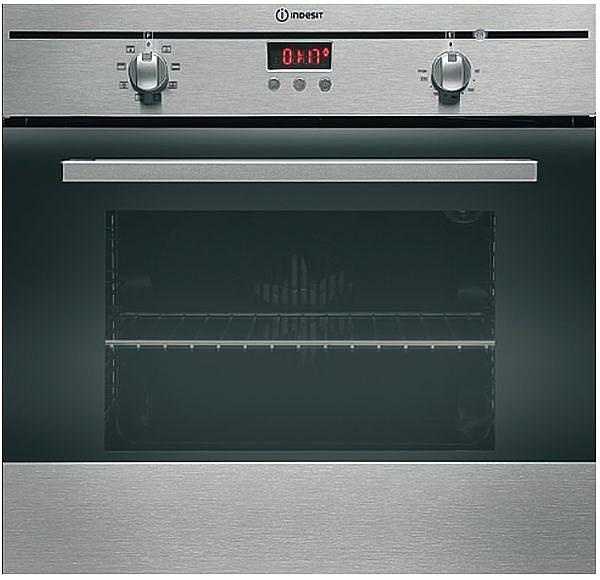 【歐雅系統家具】INDESIT英迪新 FIM734 60公分7種功能烤箱
