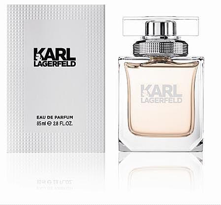 KARL LAGERFELD 卡爾同名時尚女性淡香精45ml