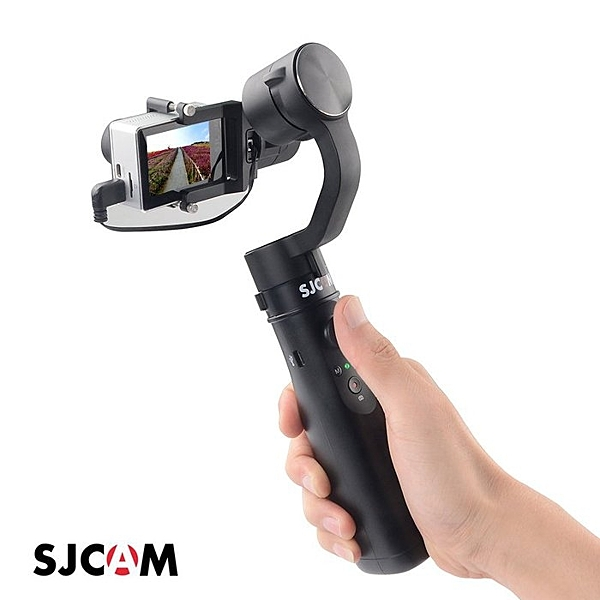 SJCAM GIMBAL手持雲台 三軸穩定器 運動相機防抖 影片錄影自拍智能穩定器