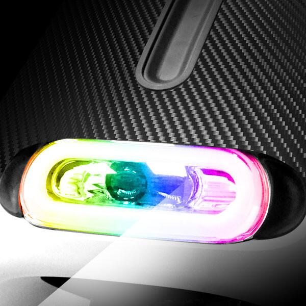 gogoro 2幻彩燈膜組 保護貼 車貼 車膜 / gs2004