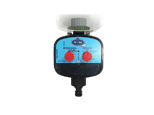 西班牙S&M電子式定時灑水器(噴霧專用間隔秒數短)