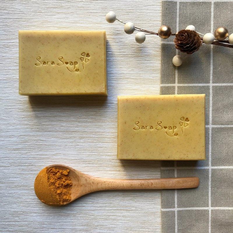 山梔子淨膚潔顏皂 I 冷製手工皂 I 滋潤款 I 敏感 / 乾性肌