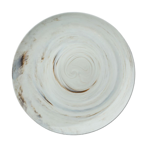 【Luzerne】陸升瓷器 Marble雲紋石 22.5cm 圓盤 /MB1401023