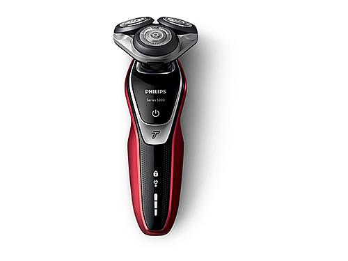 PHILIPS 【日本代購】飛利浦 電動刮鬍刀 智能清潔5000系列S5395/26