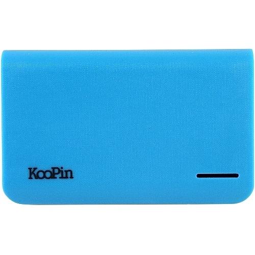 KooPin 立體格紋行動電源 通過BSMI認證 台灣製 K2-10400