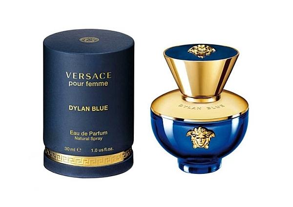 Versace  Dylan Blue 凡賽斯 狄倫‧女神女性淡香精30ml