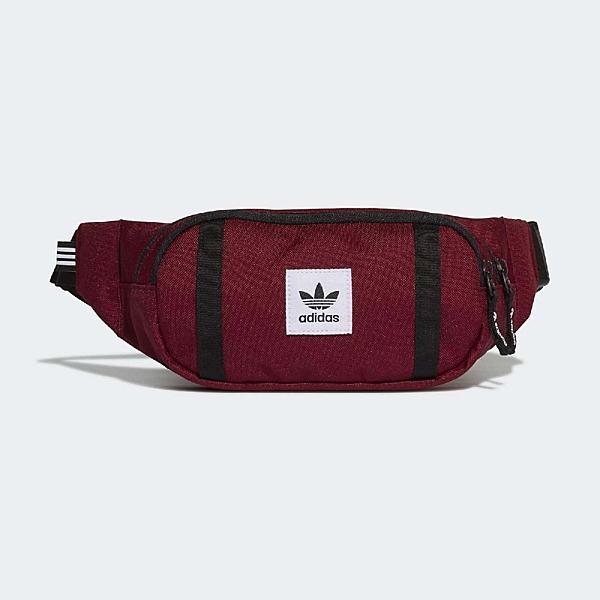 34 x 12 x 5 cm 愛迪達 三葉草 包包 側背包 運動 休閒 小包包