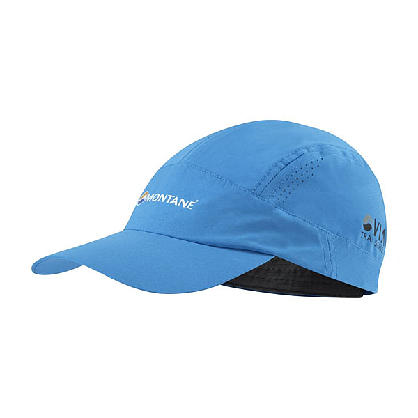 [MONTANE] Coda 輕量透氣跑步帽 霧藍 (HCOCA-BLU)