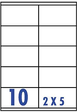 裕德標籤 US4425-20 (20張裝)