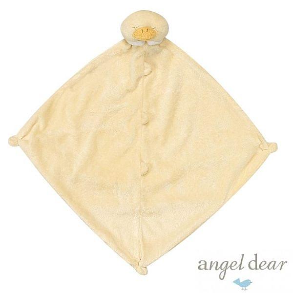 美國Angel Dear 動物嬰兒安撫巾 小鴨