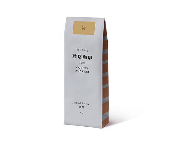 璞珞珈琲-單品咖啡豆-摩卡454g