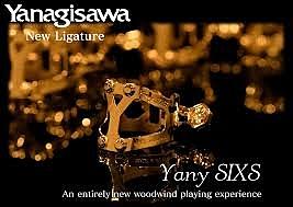 凱傑樂器 Yanagisawa Yany SIXS束圈 Alto & Bb Clarinet 適用 日本製