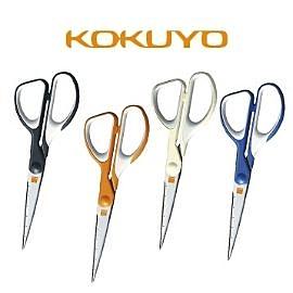 【 KOKUYO 】F-WBB102 WILL膠邊剪刀『隨機出貨』