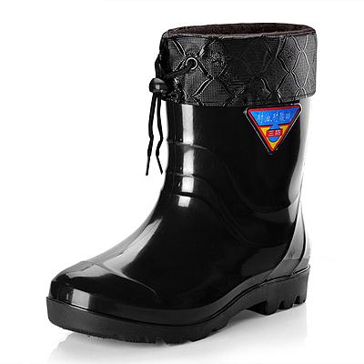 雨鞋 雨鞋男士水鞋雨靴防滑防水鞋男高筒中筒低筒短筒塑膠套鞋膠鞋水靴【快速出貨】