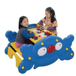 親親 兒童兩用桌椅(搖搖椅) FU-01台灣製造