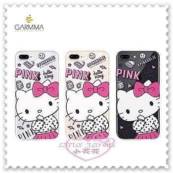 ♥小花花日本精品♥ Hello Kitty Iphone 7/8 4.7吋 站姿蝴蝶結立體浮雕 防摔殼空壓殼 (預購)