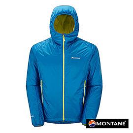 Montane 男 Primaloft保暖外套 (可折收) 閃電藍 MFIJA