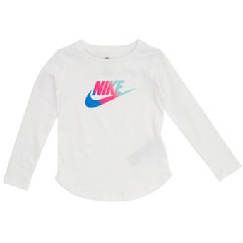 【Super Sports XEBIO & mall店:トップス】ジュニア FUTURE FEM 長袖Tシャツ 26F877-001