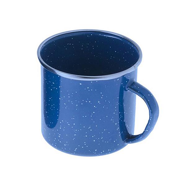 [GSI] Cup Stainless Rim 藍色砝瑯杯 12 fl. oz. (33208) 秀山莊戶外用品旗艦店