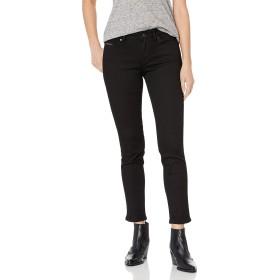 Calvin KleinレディースAnkle Skinny Jean カラー: ブラック
