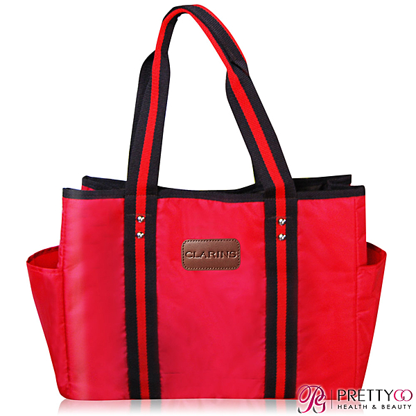 CLARINS 克蘭詩 好孕輕巧媽媽包(38X13.5X26cm)[購物袋]【美麗購】