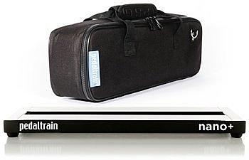 ☆ 唐尼樂器︵☆ Pedaltrain NANO+ 專業效果器板+袋(45.72 x 12.7公分)(全系列進駐唐尼)