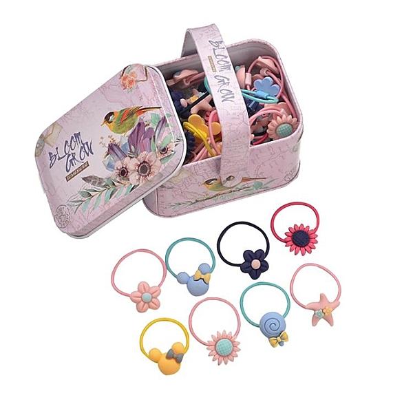 兒童髮繩髮圈