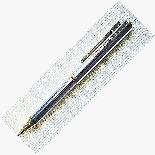 白金牌BD-300伸縮原子筆*BD-300