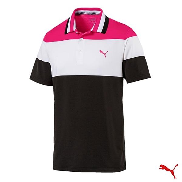 PUMA GOLF Nineties Polo 男防曬材質高爾夫短袖POLO衫 Rickie 579165 06