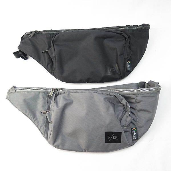 日本 F/CE.Ⓡ ROBIC MT WAIST BAG 腰包 F1902RN0011F00-【iSport愛運動】