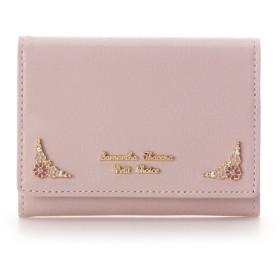 サマンサタバサプチチョイス 19AWメルク パス名刺 ピンク