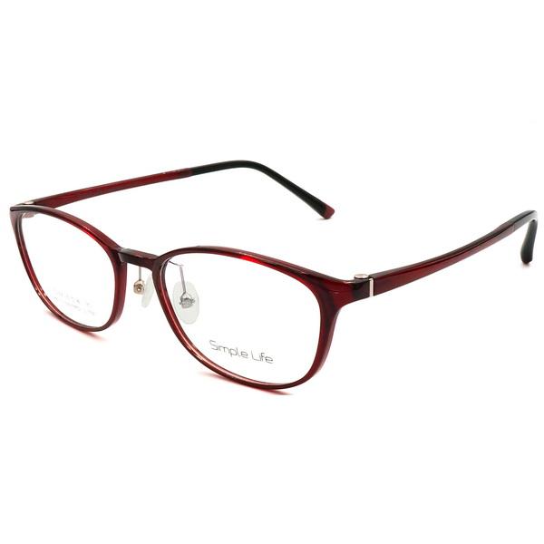 【Simple Life】光學眼鏡鏡框 SL-705M C41 輕量化簡約美學 51mm
