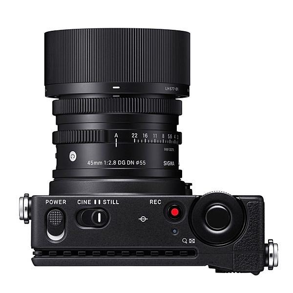 【】SIGMA fp + 45mm f2.8 DG DN全片幅相機 最小最輕全畫幅單眼'相機 【恆伸公司貨】